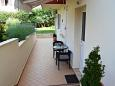 Terrace - Studio flat AS-5856-b - Apartments Zadar - Diklo (Zadar) - 5856