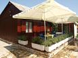 Taras - Apartament A-5858-d - Apartamenty Nin (Zadar) - 5858