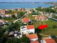 Property Nin (Zadar) - Accommodation 5858 - Apartments near sea with sandy beach.