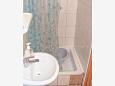 Bathroom - Studio flat AS-5866-a - Apartments Bibinje (Zadar) - 5866