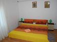 Bedroom 3 - Apartment A-5879-a - Apartments Zadar - Diklo (Zadar) - 5879