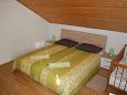 Bedroom 1 - Apartment A-5879-b - Apartments Zadar - Diklo (Zadar) - 5879