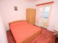 Bedroom 1 - Apartment A-589-a - Apartments Uvala Torac (Hvar) - 589