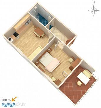 Apartment A-5899-b - Apartments Biograd na Moru (Biograd) - 5899