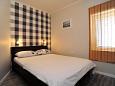 Bedroom 1 - Apartment A-5906-a - Apartments and Rooms Sukošan (Zadar) - 5906