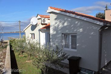 Property Zaton (Zadar) - Accommodation 5910 - Vacation Rentals near sea with pebble beach.