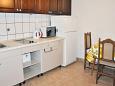 Dining room - Studio flat AS-5924-a - Apartments Zadar - Diklo (Zadar) - 5924