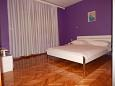 Bibinje, Bedroom 1 u smještaju tipa apartment, WIFI.