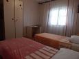 Bibinje, Bedroom 2 u smještaju tipa apartment, WIFI.