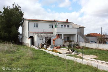 Property Nin (Zadar) - Accommodation 5929 - Apartments with sandy beach.