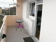Balcony - Apartment A-5948-c - Apartments Rtina - Miočići (Zadar) - 5948