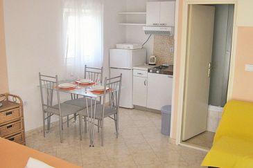 Studio flat AS-5954-a - Apartments Zakučac (Omiš) - 5954