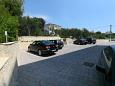 Parking lot Okrug Gornji (Čiovo) - Accommodation 5959 - Apartments near sea with pebble beach.