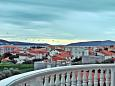 Terrace - view - Apartment A-5963-c - Apartments Trogir (Trogir) - 5963