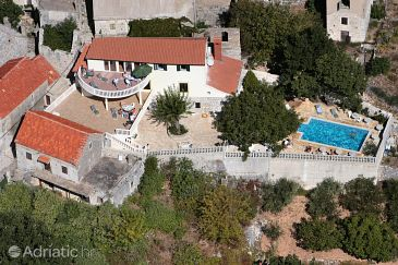 Property Sumpetar (Omiš) - Accommodation 5969 - Vacation Rentals with pebble beach.