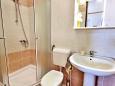 Bathroom 1 - Apartment A-5974-a - Apartments Mimice (Omiš) - 5974