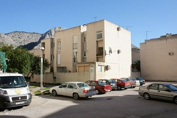 Property Omiš (Omiš) - Accommodation 5989 - Apartments with sandy beach.