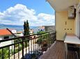 Balcony - Apartment A-5997-a - Apartments Mastrinka (Čiovo) - 5997