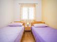 Bedroom 2 - Apartment A-6011-b - Apartments Mavarštica (Čiovo) - 6011