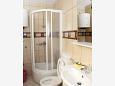 Bathroom - Apartment A-6016-a - Apartments Korčula (Korčula) - 6016