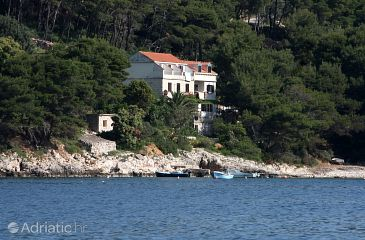 Saplunara, Mljet, Property 602 - Rooms blizu mora with sandy beach.