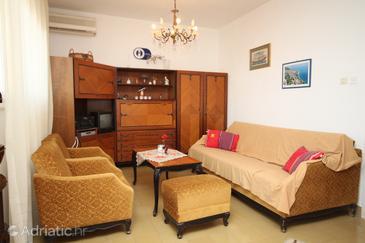 Mavarštica, Living room u smještaju tipa apartment, dostupna klima, dopusteni kucni ljubimci i WIFI.
