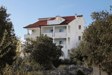 Property Sevid (Trogir) - Accommodation 6024 - Apartments near sea with pebble beach.