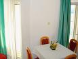 Dining room - Studio flat AS-6025-b - Apartments Komarna (Ušće Neretve) - 6025