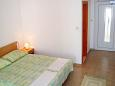 Bedroom - Studio flat AS-6025-b - Apartments Komarna (Ušće Neretve) - 6025
