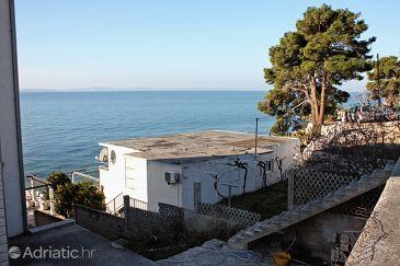 Property Podstrana (Split) - Accommodation 6030 - Apartments near sea with pebble beach.