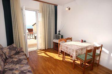 Drašnice, Jadalnia w zakwaterowaniu typu apartment, WIFI.