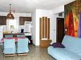 Living room - Apartment A-6048-a - Apartments Postira (Brač) - 6048