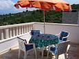 Terrace 2 - Apartment A-6049-a - Apartments Postira (Brač) - 6049