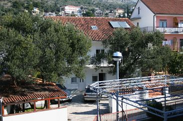 Property Podaca (Makarska) - Accommodation 6050 - Apartments with pebble beach.