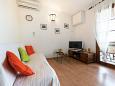 Living room - House K-6052 - Vacation Rentals Postira (Brač) - 6052