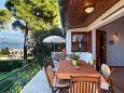 Terrace - House K-6052 - Vacation Rentals Postira (Brač) - 6052