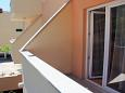 Balcony - Apartment A-6058-c - Apartments and Rooms Tučepi (Makarska) - 6058