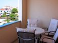 Terrace - Apartment A-6058-c - Apartments and Rooms Tučepi (Makarska) - 6058