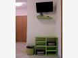 Living room - Apartment A-6058-d - Apartments and Rooms Tučepi (Makarska) - 6058