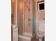 Bathroom - Apartment A-6058-d - Apartments and Rooms Tučepi (Makarska) - 6058