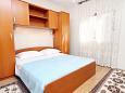 Bedroom 1 - Apartment A-6062-b - Apartments Arbanija (Čiovo) - 6062