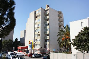 Property Split (Split) - Accommodation 6063 - Apartments with pebble beach.