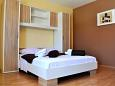 Bedroom 1 - Apartment A-6067-b - Apartments Okrug Gornji (Čiovo) - 6067
