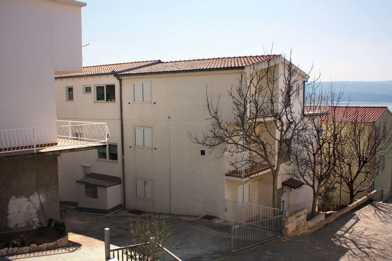 Apartmány s parkoviskom v meste Nemira - 6070