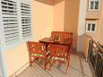 Terrace - Apartment A-6072-a - Apartments and Rooms Podstrana (Split) - 6072