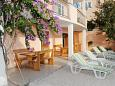 Terrace - Apartment A-6072-c - Apartments and Rooms Podstrana (Split) - 6072