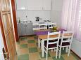 Dining room - Studio flat AS-6072-a - Apartments Podstrana (Split) - 6072