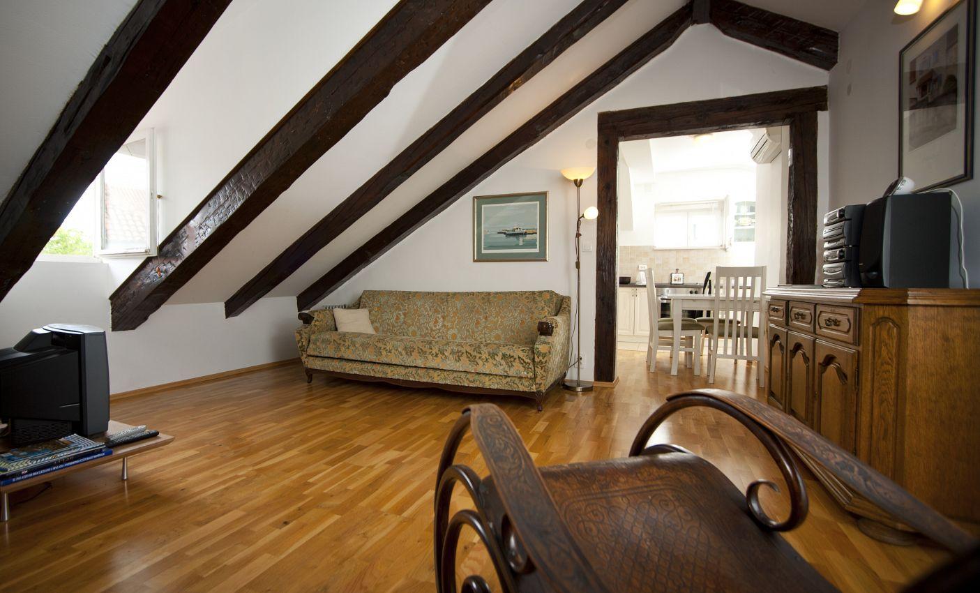Living room - Apartment A-6084-a - Apartments Split (Split) - 6084