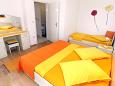 Bedroom - Apartment A-6086-b - Apartments Podgora (Makarska) - 6086