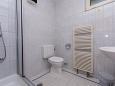 Seget Vranjica, Bathroom 1 u smještaju tipa apartment, WIFI.